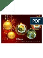 Cópia de Livro Receitas Ceias Tradicionais de Natal