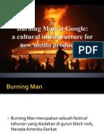 Burning Man in Google