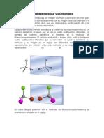 Quiralidad Molecular y Enantiómeros