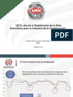 Presentacion Jahba_situación Actual y Perspectivas de La Industria de La Construcción_16!12!2013