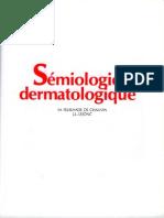 Sémiologie dermatologique