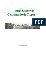 Tribal Wars - Comparação de Tropas (Ataque)