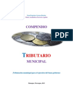 Compendio Tributario Municipal