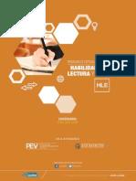 Especializacion Virtual Habilidades de Lectura y Escritura