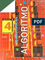 4 Secundaria Matematicas Algoritmo