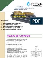 125422096 Celdas de Flotacion Presentacion Pptx