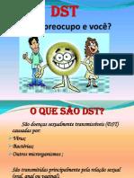 Apresentação DST Unifenas