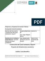 Analisis Costo Beneficio_Canal Centenario (20!01!2014)-V4