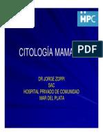 CITOLOGIA MAMARIA