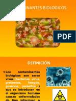 8 CONTAMINANTES BIOLOGICOS