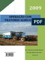 Livro Operação Com Tratores Agrícolas