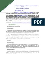 Reglamento de La Ley de Contrataciones Del Estado - DeCRETO SUPREMO Nº 184-2008-EF