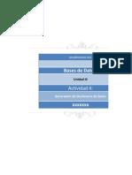 Actividad 2 Bases de Datos