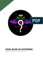 Soal Blok 18 Avicenna