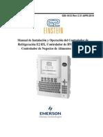 Controlador Emerson Español