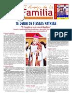 EL AMIGO DE LA FAMILIA domingo 21 septiembre 2014