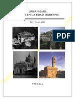 Acuña Perci - Urbanismo La Ciudad en La Edad Moderna