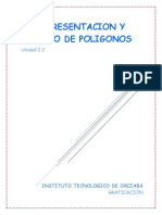 Representación y Trazo de Poligonos Fany