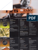 T25 5 Day Fast Track Pdf