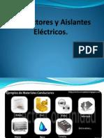 Conductores Eléctricos y Aislantes.pptx