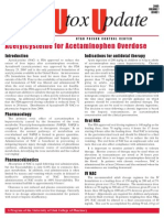 Antidote for Acetaminophen Overdose or Toxicity Vol7_No1