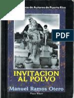 Ramos Otero, Manuel - Invitación al polvo (Plaza Mayor, 1991)