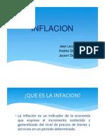 inflacion por grupo12