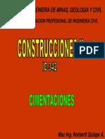 3ra Clase Construcciones II