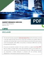 CBRE Mkt Research Rpt - Shell - North - 120913