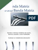 Banda Matriz