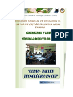 Plan Capacitación DIGETE 2014