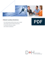 Retail Lending Solutions Brochure