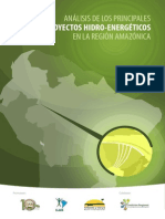 147 Proyecto Hidro-Energeticos