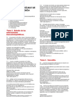 Preguntas y respuestas - Reumatología
