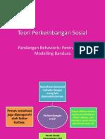 Teori Perkembangan Sosial