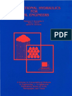 AES Computational Hydraulics for Civil Engineers