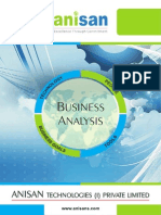 Business Analysis Training & Certification