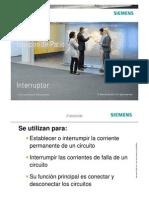 Interruptor_Montaje - Mantenimiento 3AP2