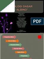 BIOLOGI DASAR ALBINO PPT.ppt