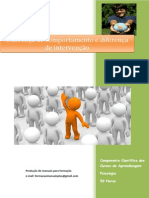 UFCD_6688_Diferença de Comportamento e Diferença de Intervenção_índice