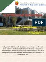Sesion 01 Electricidad Industrial Unica