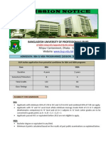 BUP_Website Admission Ad-2015