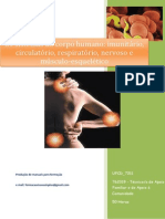 UFCD_7211_Os Sistemas Do Corpo Humano_ Imunitário, Circulatório, Respiratório, Nervoso e Músculo-esquelético_índice