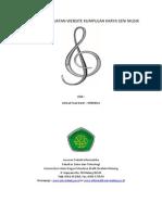 Proposal Pembuatan Website Musik