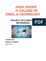 Computer Networking Project