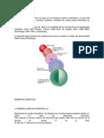 El Modelo Actual Del Átomo Se Basa en La Mecánica Cuántica Ondulatoria