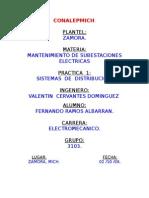 Practica 1  Sistemas de distribución