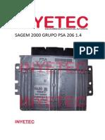 Sagem 2000 Grupo Psa 206 1