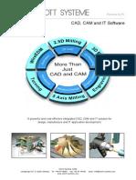 CAD CAM CNC Software Brochure En