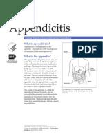 Appendicitis 508